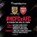 Its just 9 hours until #Arsenal kicks off vs Hull City. Where will you be watching? #HCFCvAFC #globalgunners http://t.co/0Mi9XLKSZC