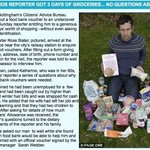"Headline should surely read, ""LYING MAIL ON SUNDAY REPORTER STEALS FOOD FROM POOR""  @minifig @Markgatiss http://t.co/5PTZoEV913"