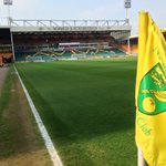 The view from Carrow Road, where its all quiet for now as we await kick-off... http://t.co/YIolieh1TP