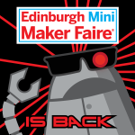 RT @EdSciFest: Its time! Edinburgh Mini Maker Faire is back @Summerhallery. See you all there! #EdMakerFaire http://t.co/RpoY77sXRE