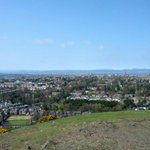 RT @AQuinteiroA: #Edinburgh view today from Blackford Hill. @edinspotlight Another sunny day. http://t.co/xkhCAjVB4i