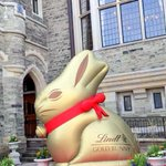 @LindtCanada on hand to celebrate #Easter at @CasaLomaToronto for our #EasterBrunch http://t.co/9wjjIZyonl