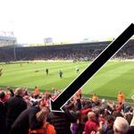 RT @Awaydays23: One Liverpool fan was more than happy today at Norwich City #LFC #YNWA http://t.co/piIziIAXqC