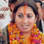 "RT @Aks9009Pa: #UPNeedsNaMo #Smriti4Amethi Our PROUD Candidate for the AMETHI LS Constituency "" Smriti Irani "" Be wise. Vote SMRITI http://t.co/elaez7C0IF"