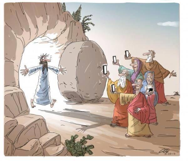 La résurrection au XXI° siècle ! http://t.co/KCfxb1tQiS