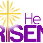 The Lord is risen, he is risen indeed! http://t.co/i5wxDxkIwh