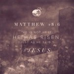 God is not dead! Jesus is alive! The curse of sin is broken! Now lets celebrate the Risen King! http://t.co/TXJuxNDc69