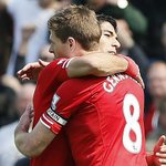 """@STcom: Football: Liverpool go five clear in EPL title race after scrappy win at Norwich http://t.co/LkLY7FQSbs http://t.co/iWQJuMXgn6"""