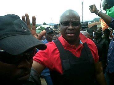 DRAMA BETWEEN FAYOSE AND EFCC OVER  DETAINED FANI-KAYODE'S WIFE AND 8MONTHS OLD SON – WHAT HAPPENED NEXT WILL SHOCK YOU (MORE DETAILS)