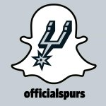 RT @spurs: Check out the Spurs on Snapchat at officialspurs for special photos, videos, and messages throughout the playoffs. http://t.co/QKjFiBOKPV