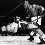"RT @holyfield: Another pic RIP Rubin ""Hurricane"" Carter (May 6, 1937 – April 20, 2014) http://t.co/t42YvMakoo"