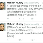 If you thought AAP was about issues & change, @maheshmurthy clears all ur delusions. Kejriwals Swaraj is scary...1/2 http://t.co/6nBzg9XDQo