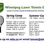 Thinking about #Spring? We are! Sign-up for #KidsTennis today in #Winnipeg http://t.co/xxSvwazJB4 http://t.co/x0hszcFCc0
