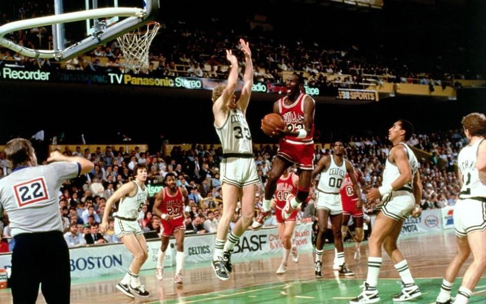 RT @espn: 28 years ago today, MJ dropped 63 points on the Celts.  It's still the most points scored in an NBA postseason game. http://t.co/?