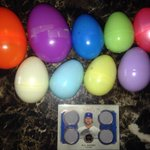 RT @CardboardHobby: RT and answer which egg the quarter is in to win the card! More than one correct will be randomized! #HappyEaster http://t.co/sxzGuEHyo4