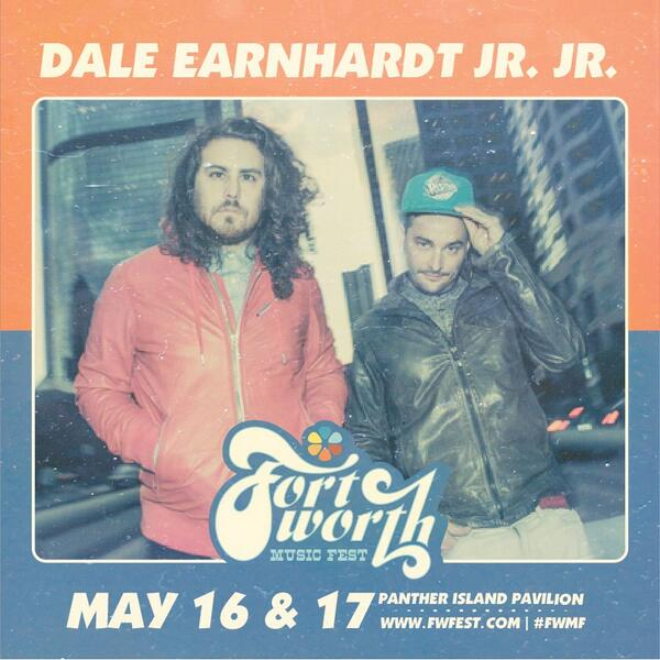 Winner Monday! RT to win: @DaleJrJrMusic signed vinyl + VIP tix to #FWMF (sweet view of stage). http://t.co/wfUNtk4Cbw