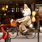 Wed like to think that the Easter Bunny uses eco-friendly transportation to do his job. Happy Easter! http://t.co/pSxDApGoRY