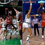 RT @NBA: This date in #NBAPlayoffs history - 4/20/1986: Michael Jordan scores playoff-record 63 points in Boston. http://t.co/yx5dPzdD0a