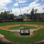 Its a beautiful Easter Sunday here at Plainsman Park - series finale with @GamecockBasebll at 1 pm http://t.co/Ae1Ry9RnRA