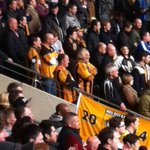 RT @darrenrix: ABSOLUTE SCENES AT HULL! An old man wearing a tiger suit onesie under his Hull shirt. I give up on life. http://t.co/nGX5u989H7