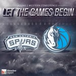 #Spurs!!!!! RT @BleacherReport: Who wins Game 1: #Spurs or #Mavs? http://t.co/nfCjEznvPS