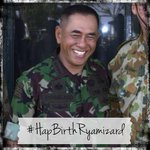 Happy Birthday Jenderal! RT @KazumiSumiko: #HapBirthRyamizard http://t.co/0uat4TfS88
