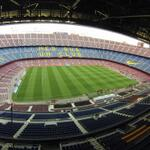 RT @FCBarceIonaCAT: The Camp Nou right now! #fcblive http://t.co/Y3hLvyd9tV