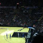 RT @VisitSanAntonio: Packed house for @spurs vs @dallasmavs playoff opener at the @attcenter http://t.co/8AR8WafoFg