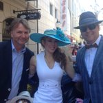RT @JenHale504: The French Quarter Easter Parade is about to roll!!!! We have beads!! http://t.co/rRSzBouKab
