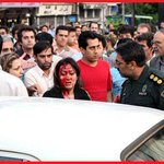 RT @paydaran: Iranian woman beaten by thugs #Iran #MustSeeIran #Easter http://t.co/jACWX9qKtA