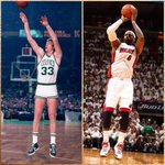 RT @SportsCenter: LeBron James passed Larry Bird today into 8th on NBAs all-time playoff scoring list (3,898 postseason points). http://t.co/Gi5Q82Cubc