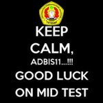 RT @ADBIS11: via @dhiianaaguzt: Happy Kartinis day and Happy midterms day for us (with @HIMANIS_UPNJTM ). http://t.co/RCJHti3e3P