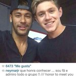RT @1DInsideReport: Niall and Neymar tonight in Barcelona http://t.co/SUsBCYhrhO via (@TornMade1D) -R