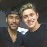 RT @neymarjr: Honor to meet you ... Im a fan and admire the whole group !! @NiallOfficial #onedirection http://t.co/SLeNMXmvP1