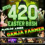 #420 MARLON Asher Host @GANJAfarmr EASTER BASH (BUY 1 GET 2 DRINKS B4 11PM) @JamaicanGold 1640 N.Cahuenga Blvd LA Ca http://t.co/odnGZVuRFd