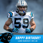 RT @Panthers: RT to wish #Panthers LB @LukeKuechly a happy birthday! http://t.co/uCWBwx2o2Q