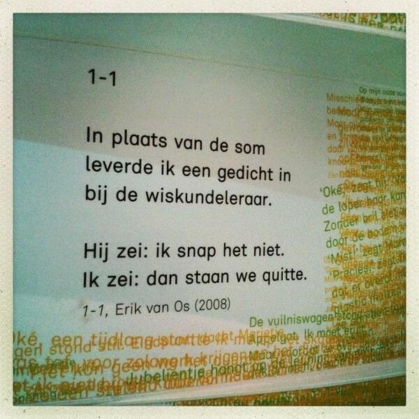 ":-) ""RonvanderJagt: Briljant! Ieder z'n vak :-) #communicatie #taal via @DaanDohmen @VivianneDB http://t.co/fqpd8yRuE1"""