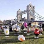 #Easter in #London #EasterEggs #HappySunday #HappyEaster #LondonFeed #LoveLondon http://t.co/D2GRgLo13c