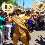 RT @VisitNewOrleans: Not only are there Easter parades today in #NOLA, there is also a second line. Happy 20th, Pigeon Town Steppers! http://t.co/0D7MWifA6H