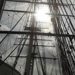 RT @myLondontours: Egg Hunt continues:) @CuttySark #Victorian tea clipper. 21st April 10am to 5pm. #Londonwithkids #loveLondon #Easter http://t.co/tnJ4OMxZFL