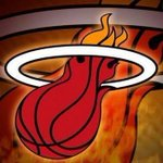 UPDATE: Charlotte Bobcats 70 Miami Heat 85 with 6:50 remaining in the game. #MiamiHeat http://t.co/UfDrcmvTdo