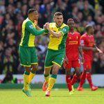 RT @BBCMOTD: Norwich (13) only had one shot fewer than Liverpool (14) in this game #NCFC #LFC #MOTD http://t.co/vXG3jJU5P1