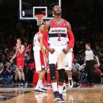"""We're here & we're focused to try & leave a statement. We're all focused and ready."" – @John_Wall #dcRising http://t.co/l8UJCIzU1E"
