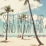 ????????Salt in the Air, Sand in my Hair ???????? http://t.co/2z3XaVEyKa #quotes in #pictures