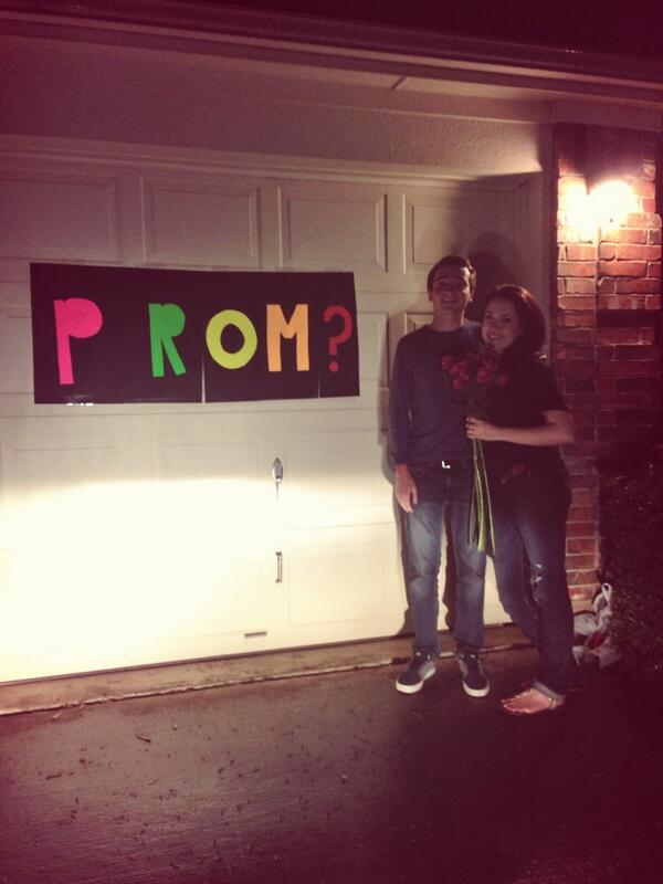 PROM WITH MY 6th GRADE LUV @suppyjustin