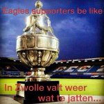 RT @ForzaPECZwolle: Eagles supporters be like: in Zwolle valt weer wat te jatten... #zwoaja http://t.co/I5wPXQGb5Q