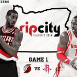 It's game time! Let's go #RipCity! GAME CHAT || http://t.co/Sxhv4rMMVv http://t.co/eXi0hQqE6H