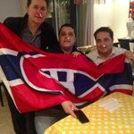 "So new trend is putting tampons in your nose? Ok. ""@JoeMarcheTania: Go Habs Go.... Canadiens new trend http://t.co/DIbri8v17L"""