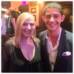 RT @ChakerKhazaal: With Barbra Streisands sister, Roslyn Kind celebrating launch of #ConfessionsOfAWarChildLia @54Below, #NYC. http://t.co/03hXN9zFXn