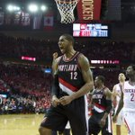 RT @bruceely: Instant #blazers classic. LA with 46 pts 18 rebounds. http://t.co/izT5pvurPV